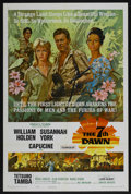 "Movie Posters:War, The 7th Dawn (United Artists, 1964). One Sheet (27"" X 41""). War...."