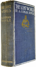 Books:First Editions, Arthur Conan Doyle: First Edition of The Lost World (LondonNew York Toronto: Hodder and Stoughton, 1912), first edi...