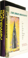 Books:Signed Editions, Two Frederik Pohl First Editions, One Signed, including:. TheSpace Merchants with C. M. Kornbluth (New York: Ballan...(Total: 1 Item)