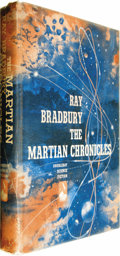 Books:Signed Editions, Ray Bradbury: Signed First Edition of The Martian Chronicles(Garden City, New York: Doubleday, 1950), first edition, 22...(Total: 1 Item)