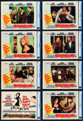 """Movie Posters:Comedy, The Girl Can't Help It (20th Century Fox, 1956). CGC Graded LobbyCard Set of 8 (11"""" X 14"""").. ... (Total: 8 Items)"""