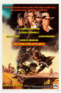 "Movie Posters:Western, Once Upon a Time in the West (Paramount, 1969). One Sheet (27"" X41"").. ..."
