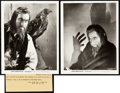 """Movie Posters:Drama, John Barrymore in Svengali (Warner Brothers, 1931). Portrait Photos (2) (8"""" X 10"""").. ... (Total: 2 Items)"""
