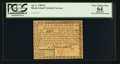 Colonial Notes:Rhode Island, Rhode Island July 2, 1780 $2 PCGS Apparent Very Choice New 64.. ...