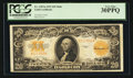 Large Size:Gold Certificates, Fr. 1187 $20 1922 Mule Gold Certificate PCGS Very Fine 30PPQ.. ...