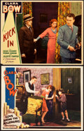 "Movie Posters:Comedy, Love Among the Millionaires & Other Lot (Paramount, 1930).Lobby Cards (2) (11"" X 14"").. ... (Total: 2 Items)"