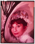 "Movie Posters:Musical, Audrey Hepburn in My Fair Lady (Warner Brothers, 1964). ColorTransparency (4"" X 5"").. ..."