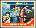 "Movie Posters:Drama, Only Angels Have Wings (Columbia, 1939). Lobby Card (11"" X 14"")....."