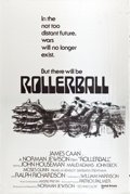 "Movie Posters:Science Fiction, Rollerball (United Artists, 1975). One Sheet (27"" X 40.25"") MylarAdvance.. ..."
