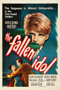 "Movie Posters:Film Noir, The Fallen Idol (Selznick, 1949). One Sheet (27"" X 41"").. ..."