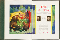 """Pathe' Exhibitor Book (Pathé, 1929-1930). Exhibitor's Book (Multiple Pages, 11.5"""" X 15"""")"""