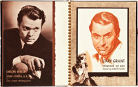 "RKO Exhibitor Books (RKO, 1939-1940 & 1940-1941). Exhibitor Books (2) (Multiple Pages, 11.5"" X 14.5"")..."