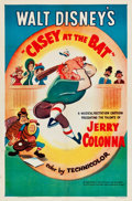 "Movie Posters:Sports, Casey at the Bat (RKO, R-1954). One Sheet (27"" X 41"").. ..."