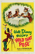 "Movie Posters:Animated, Hold That Pose (RKO, 1950). One Sheet (27"" X 41"").. ..."