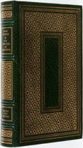 Books:Literature 1900-up, John Updike. SIGNED. The Witches of Eastwick. FranklinCenter: Franklin Library, 1984. First edition. Signed by th...