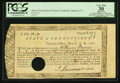 Colonial Notes:Connecticut, State of Connecticut Anderson CT-19 £12 11s 11d June 1, 1782 . ...