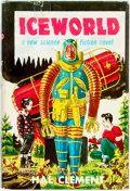 Books:Science Fiction & Fantasy, Hal Clement. Iceworld. Gnome Press, 1953. First edition. Publisher's cloth and original dust jacket. Jacket rubbed a...