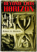 Books:Science Fiction & Fantasy, Robert A. Heinlein. Beyond this Horizon. Reading: FantasyPress, 1948. First edition. Publisher's cloth and original...