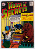 Silver Age (1956-1969):Horror, House of Secrets #2 (DC, 1957) Condition: FN....