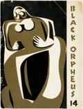Books:Periodicals, [Literary Journal]. Black Orpheus; a Journal of African andAfro-American Literature, No. 14, Feb. 1964. [Ibadan...