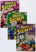 Silver Age (1956-1969):Horror, House of Secrets Group (DC, 1957-60) Condition: Average VG-....(Total: 19 Comic Books)