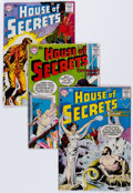 Silver Age (1956-1969):Horror, House of Secrets Group (DC, 1957-60) Condition: Average FN-....(Total: 17 Comic Books)