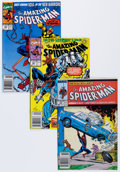 Modern Age (1980-Present):Superhero, The Amazing Spider-Man Group (Marvel, 1988-98) Condition: AverageNM-.... (Total: 91 Comic Books)
