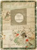 Books:Children's Books, [Selected Fables]. J.P. Claris de Florian. LIMITED/NUMBERED. FablesChoisies de J.P. Claris de Florian Illustrees par des Arti...