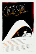 "Movie Posters:Foreign, Cradle Song (Mercury Productions, 1994). Autographed One Sheet (27""X 40"").. ..."