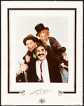 """Movie Posters:Comedy, Marx Brothers Personality Photo (MGM, 1930s). Color Glos Photo (11""""X 14"""").. ..."""