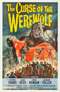 """Movie Posters:Horror, Curse of the Werewolf (Universal International, 1961). One Sheet (27"""" X 41"""").. ..."""