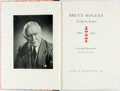 Books:Biography & Memoir, Joseph Blumenthal. SIGNED. Bruce Rogers. A Life in Letters1870-1957. Austin: W. Thomas Taylor, 1989. First edition....