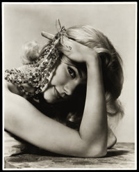 """Yvette Mimieux (MGM, early 1960s). Exhibition Portrait Photo (16"""" X 20"""")"""