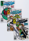 Modern Age (1980-Present):Superhero, The Amazing Spider-Man Group (Marvel, 1988-91) Condition: AverageVF/NM.... (Total: 52 Comic Books)
