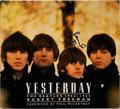 Music Memorabilia:Autographs and Signed Items, Beatles - Paul McCartney Signed Book: Yesterday, The Beatles1963-1965 by Robert Freeman. ...