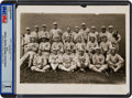 Baseball Collectibles:Photos, 1919 Chicago White Sox Original News Photograph, PSA/DNA Type 1....