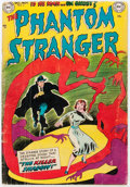 Golden Age (1938-1955):Horror, The Phantom Stranger #2 (DC, 1952) Condition: GD....