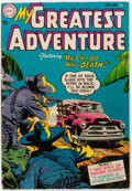 Golden Age (1938-1955):Horror, My Greatest Adventure #1 (DC, 1955) Condition: GD....
