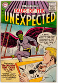 Silver Age (1956-1969):Science Fiction, Tales of the Unexpected #1 (DC, 1956) Condition: VG....