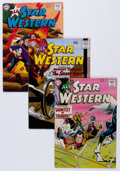 Silver Age (1956-1969):Western, All Star Western #104-106 Group (DC, 1959) Condition: AverageFN+.... (Total: 4 Comic Books)