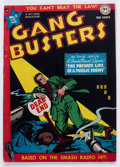 Golden Age (1938-1955):Crime, Gang Busters #2 (DC, 1948) Condition: FN/VF....