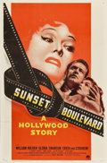 "Movie Posters:Film Noir, Sunset Boulevard (Paramount, 1950). One Sheet (27"" X 41"") Style A.. ..."