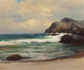 Paintings, ROBERT WILLIAM WOOD (American, 1889-1979). Pacific Surf. Oil on canvas. 20-1/8 x 24-1/8 inches (51.1 x 61.3 cm). Signed ...