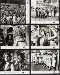 "Movie Posters:Action, The Warriors (Paramount, 1979). Photos (12) (approx. 8"" X 10"").Action.. ... (Total: 12 Items)"