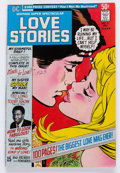 Bronze Age (1970-1979):Romance, DC 100-Page Super Spectacular #5 Love Stories (DC, 1971) Condition:VG/FN....