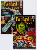 Fantastic Four #49 and 50 Group (Marvel, 1966).... (Total: 2 Comic Books)