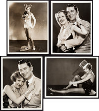 """The Broadway Melody by Ruth Harriet Louise (MGM, 1929). Photos (12) (10"""" X 13""""). ... (Total: 12 Items)"""