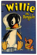 Golden Age (1938-1955):Funny Animal, Willie the Penguin #1 (Standard Comics, 1951) Condition: VF....