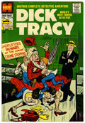 Silver Age (1956-1969):Adventure, Dick Tracy Comics Monthly #119 File Copy (Harvey, 1958) Condition: VF/NM....