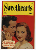 "Golden Age (1938-1955):Romance, Sweethearts #90 Davis Crippen (""D"" Copy) pedigree (Fawcett, 1950)Condition: VF...."